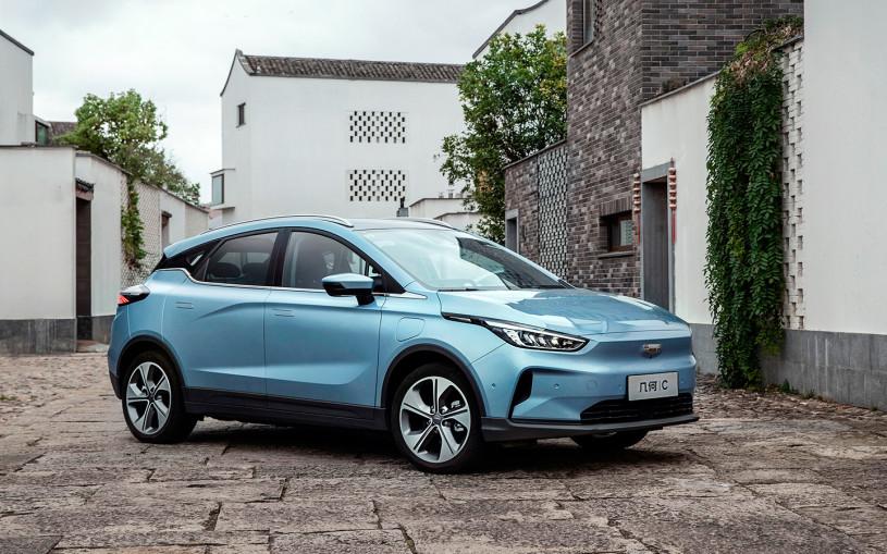 В Белоруссии начали принимать заказы на китайского конкурента Nissan Leaf