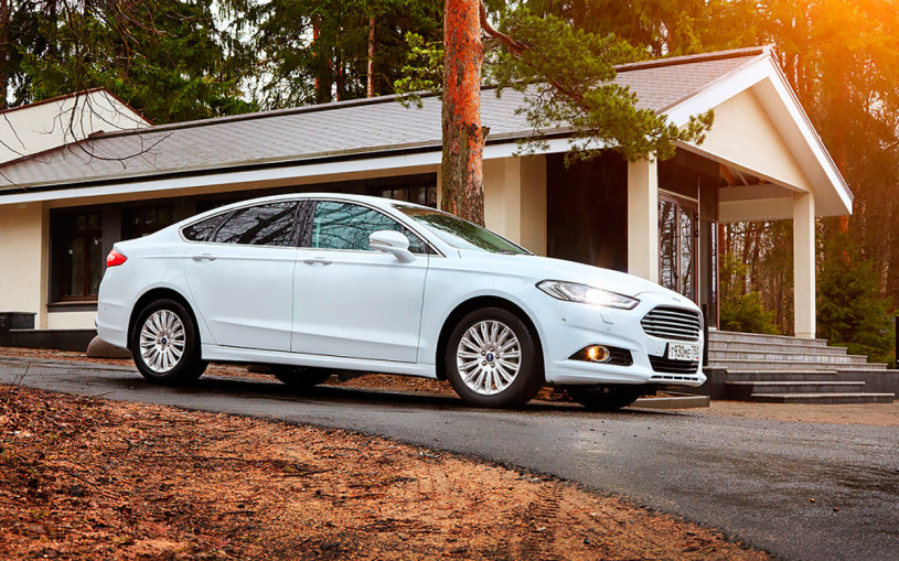 Ford отзовет 3 тыс. машин в России из-за дефекта рулевого механизма