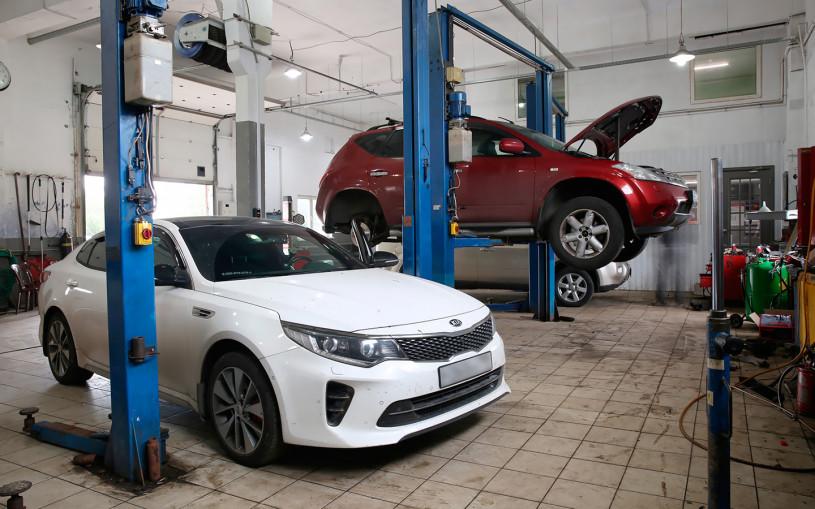 Названы самые дешевые в обслуживании автомобили в России. Таблица
