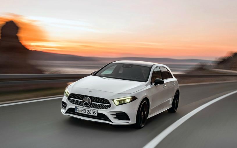 Mercedes отправит на сервис новые A-Class в России