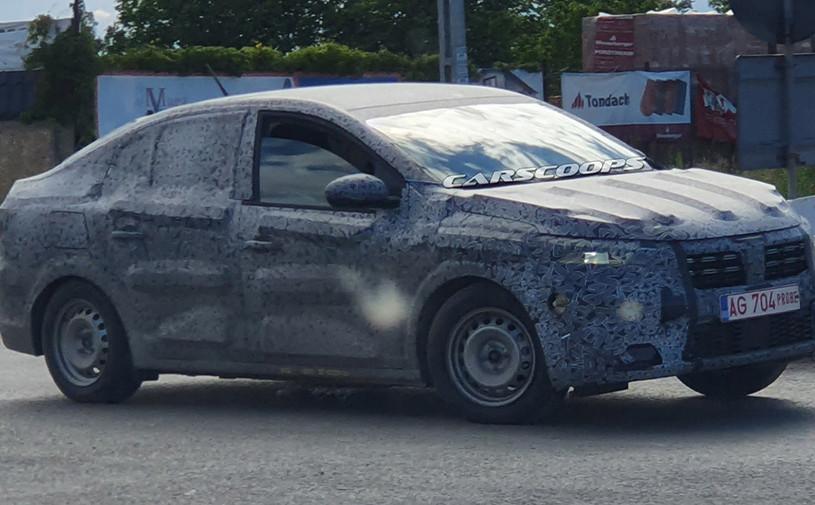 Renault начала испытания нового Logan