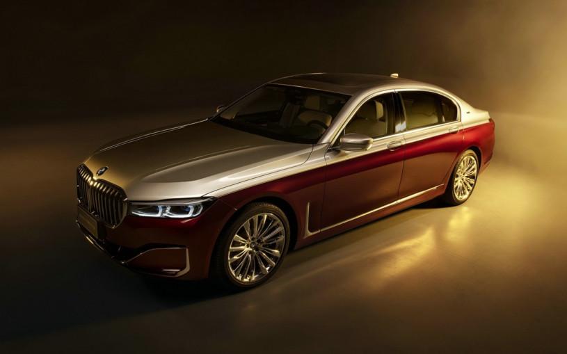 BMW выпустила роскошную 7-Series стоимостью $400 тыс.