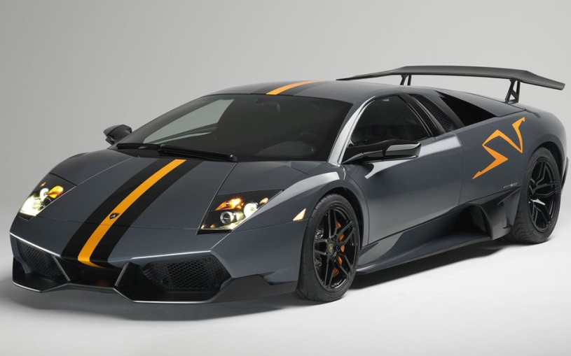 Lamborghini выпустил спецверсию Murcielago для китайцев