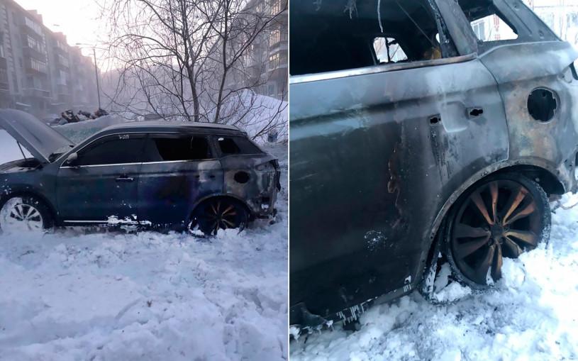 Geely отзовет более 18 тысяч кроссоверов в России из-за угрозы возгорания