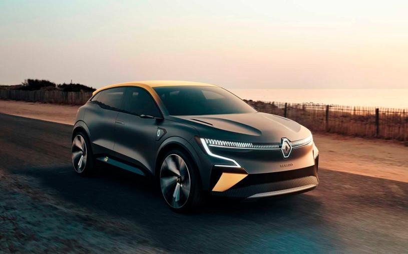 Renault показал предвестника нового Megane