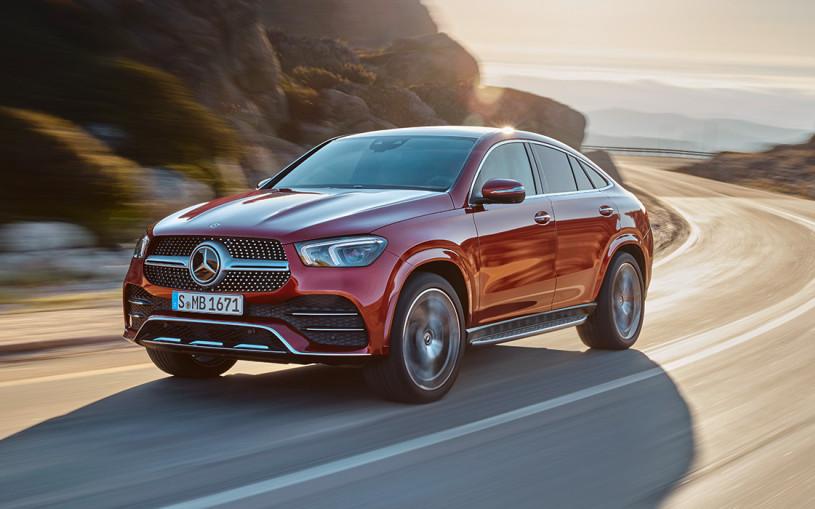 Новый Mercedes GLE Coupe вырос в размерах и научился понимать живую речь
