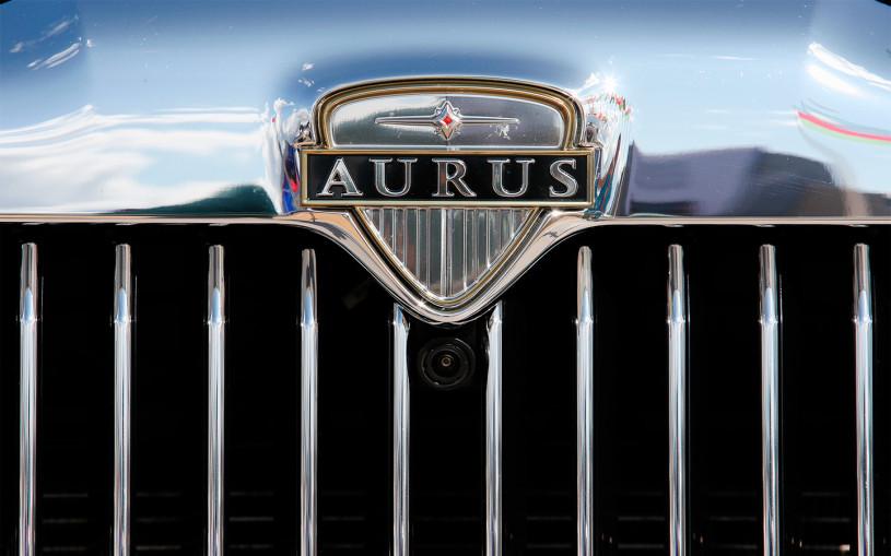 Aurus представил первый водородный седан