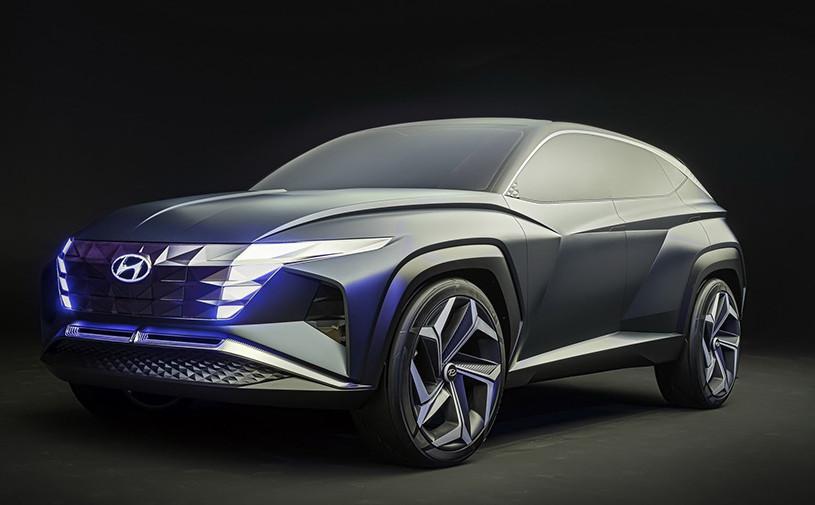 Hyundai привез в Лос-Анджелес предвестника нового Tucson