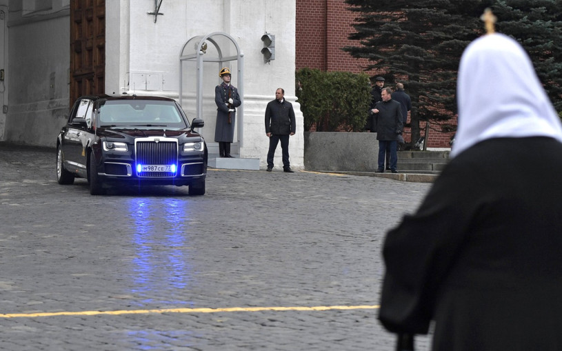 Глава музея ФСО рассказал о разработке автомобилей Aurus
