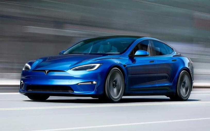 Tesla отказалась от выпуска самой мощной Model S