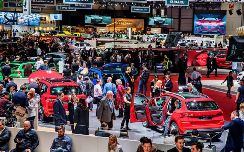 Женевский автосалон вернется в феврале 2022 года