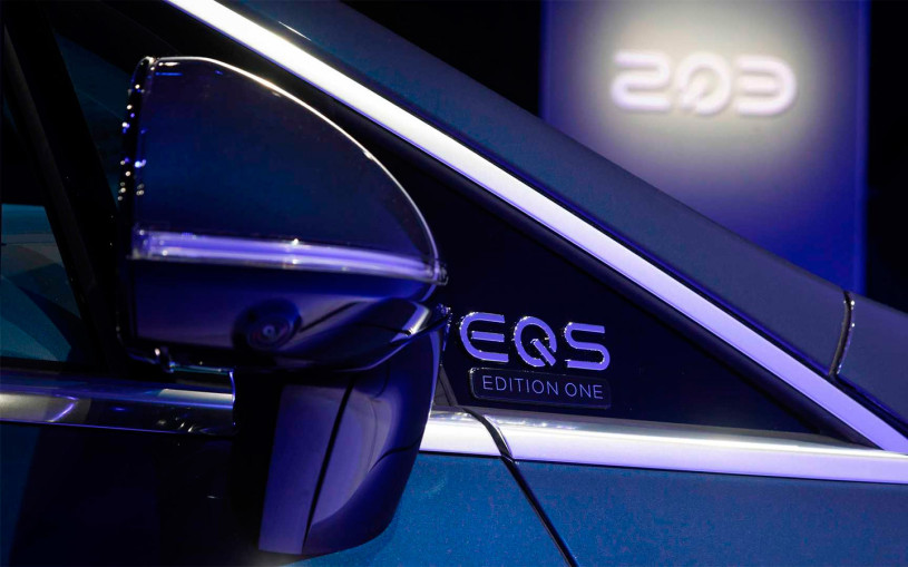Mercedes объяснил отсутствие боковых камер на флагманском электрокаре