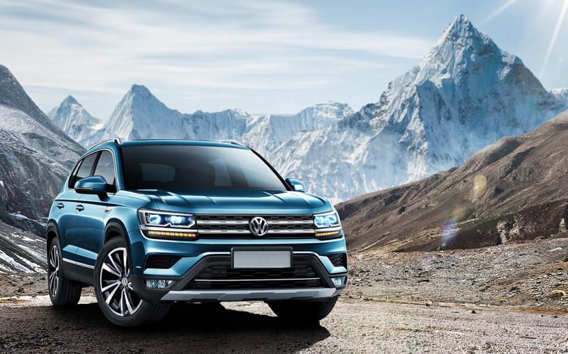 Volkswagen привезет в Россию народный кроссовер. Подробности