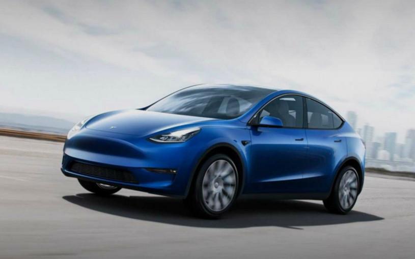 Самый дешевый электрокар Tesla будут поставлять в Европу из Китая
