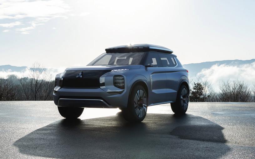 Mitsubishi Outlander — 2021: каким будет новый кроссовер
