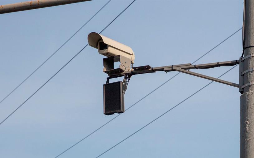 В ЦОДД рассекретили новую камеру на стоп-линию