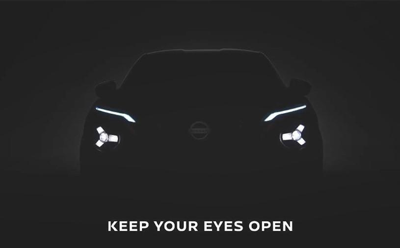Nissan опубликовал изображение нового Juke