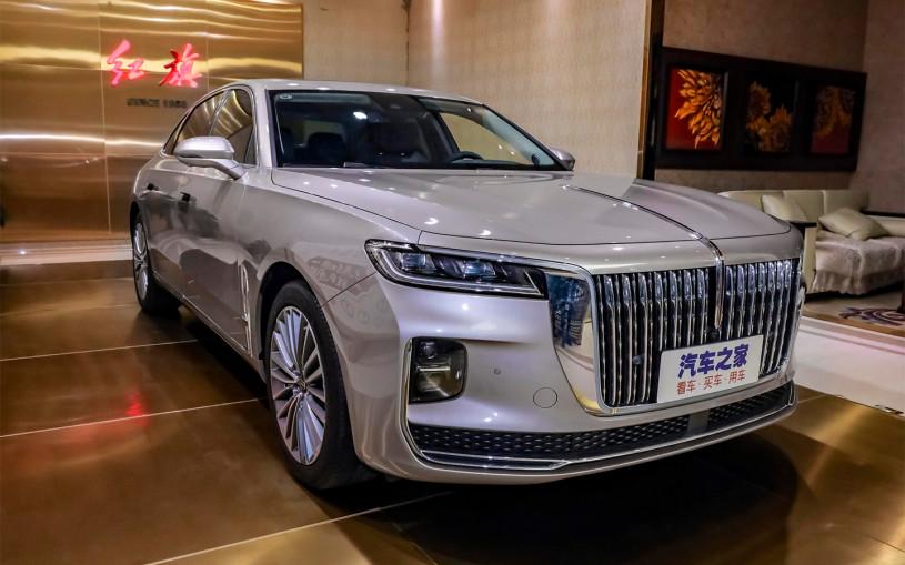 Китайского конкурента Aurus Senat начали продавать в Дубае