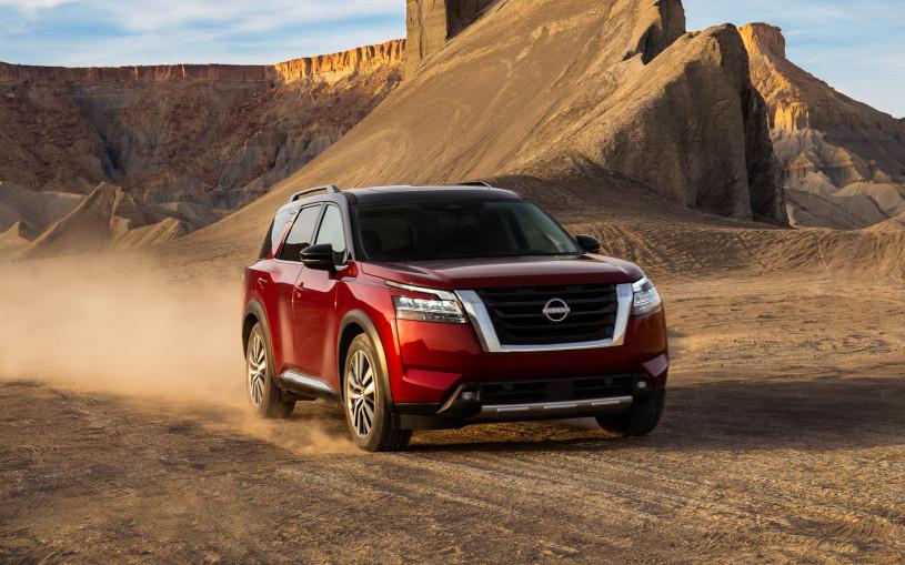 Nissan показал новый Pathfinder. Его привезут в Россию в этом году