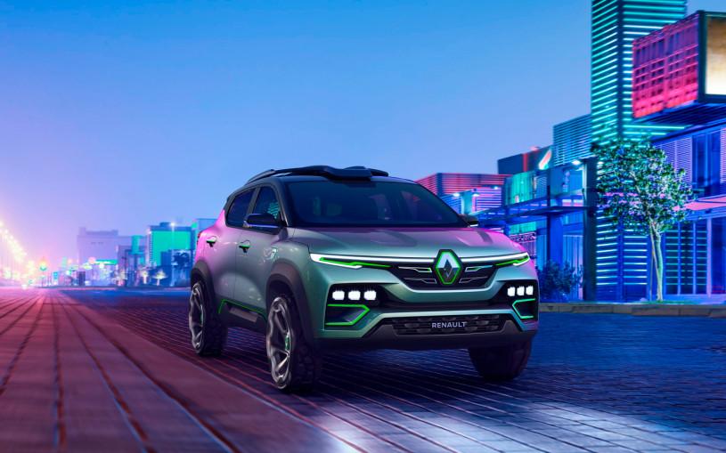 Renault показал предвестника нового бюджетного кроссовера