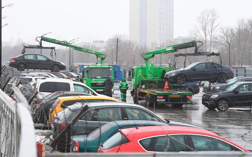 Власти Москвы предупредили водителей о новом виде мошенничества
