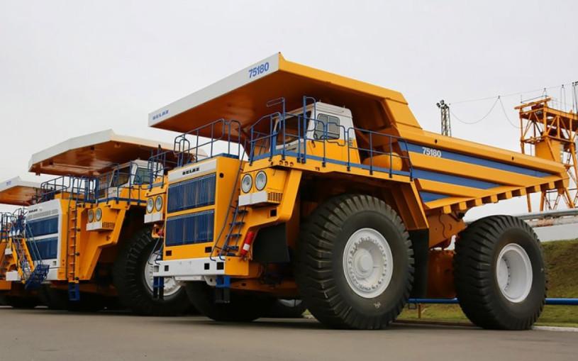 Профсоюз заявил об отказе Rolls-Royce работать с БелАЗом из-за санкций