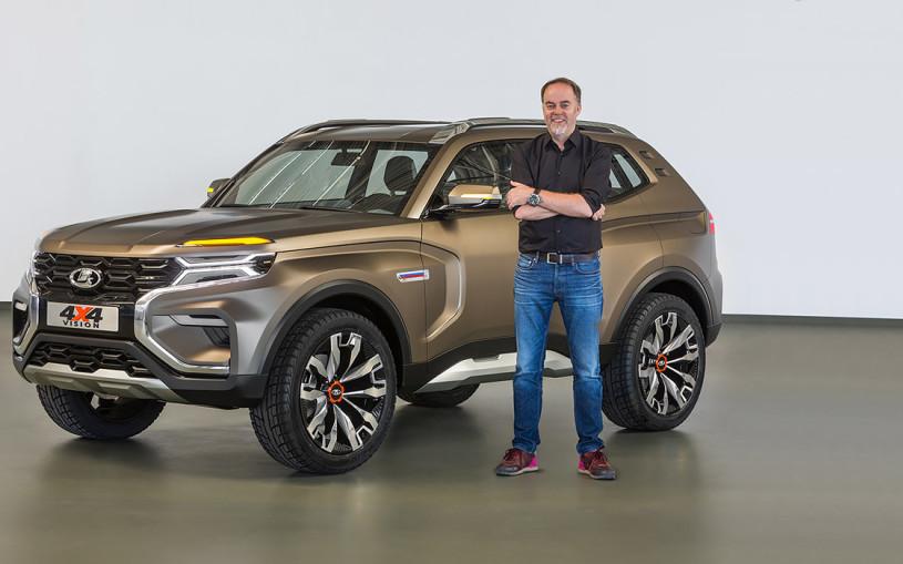 Дизайнер Lada: о будущих новинках, жизни в России и личном автопарке