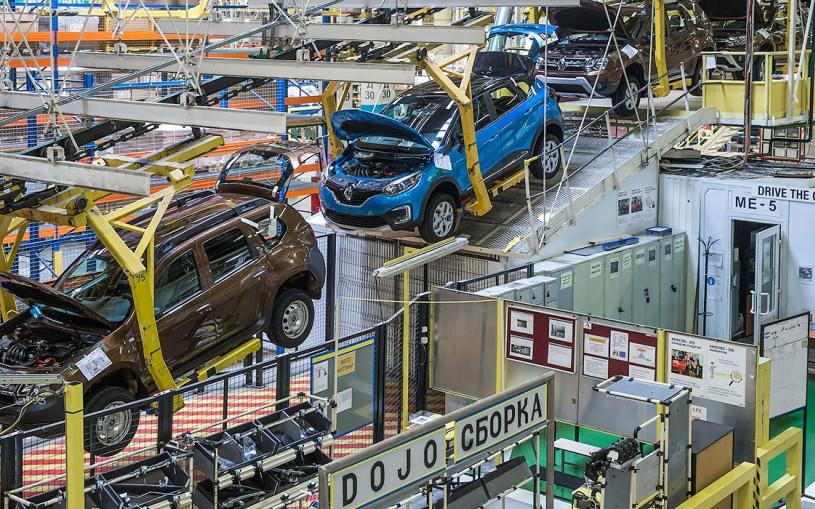 Renault-Nissan рассказал о повышении локализации автомобилей в России