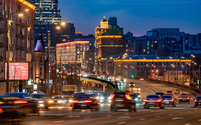 Власти Москвы назвали самое частое и опасное нарушение ПДД