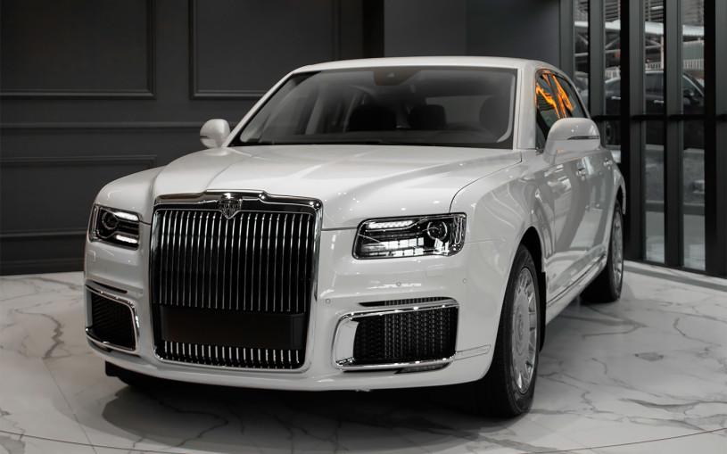Aurus раскрыл планы по модельному ряду на 2022 год