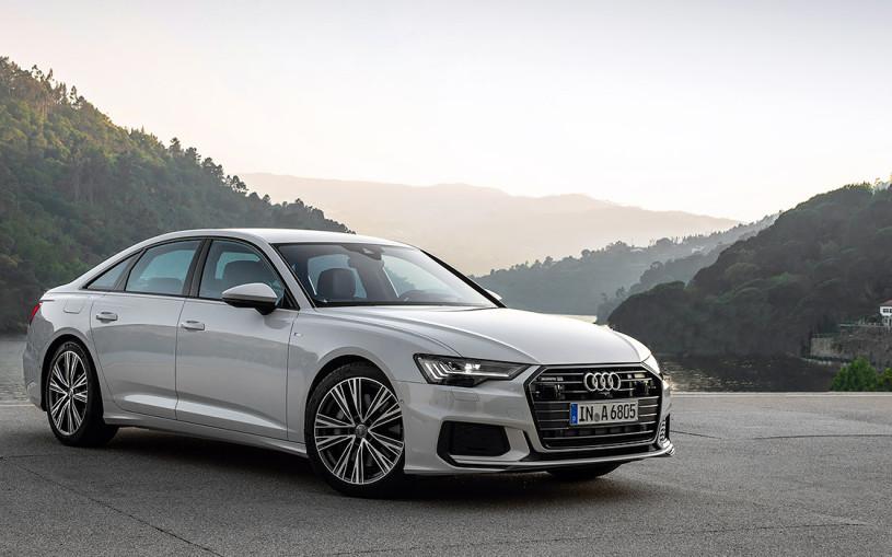 Не надо стесняться. Тест-драйв новой Audi A6