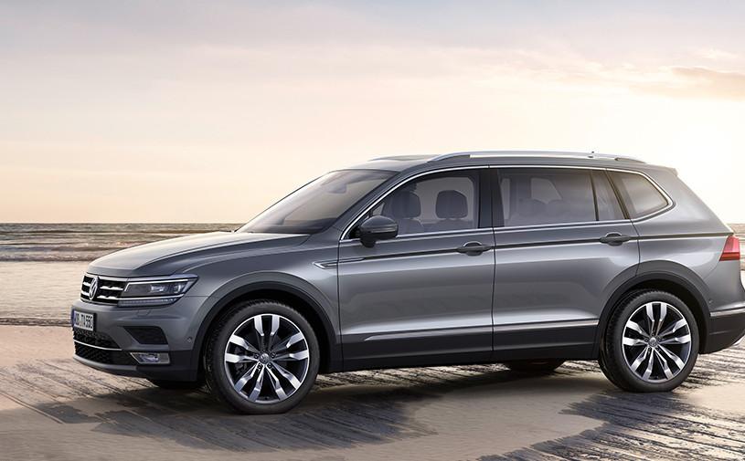 Volkswagen подтвердил выпуск гибридного Tiguan