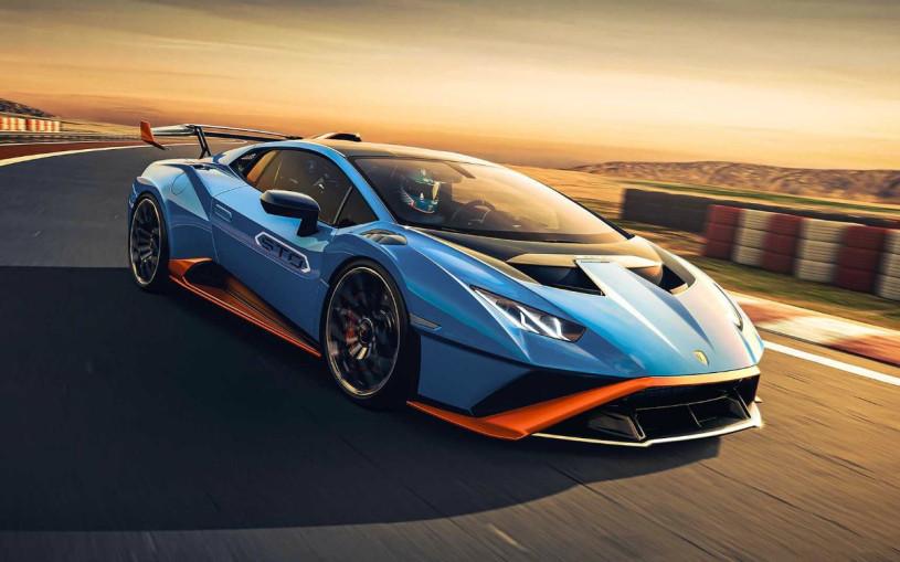 Lamborghini выпустила экстремальный суперкар стоимостью €250 тыс.