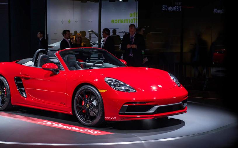 Шарапова на Porsche: что нужно знать о новом 718 Boxster GTS
