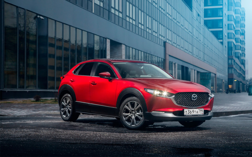 Mazda CX-30 для России: 5 неудобных вопросов к новинке