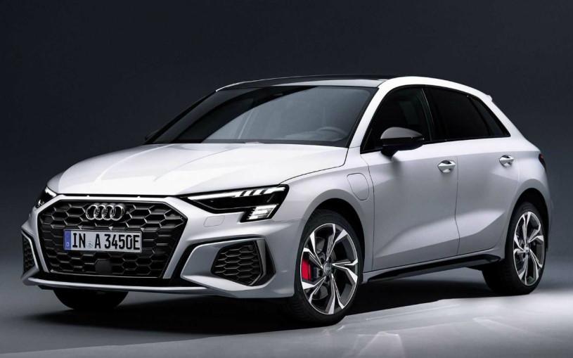 Новый Audi A3 получил 245-сильную гибридную версию
