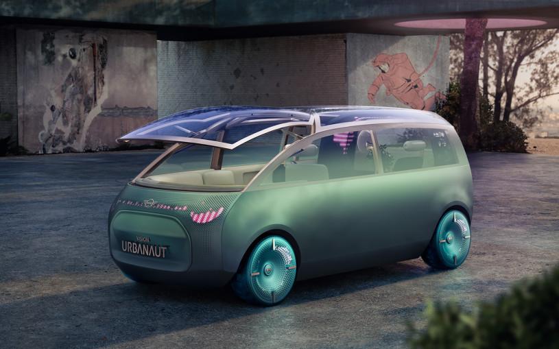 MINI показал самую необычную машину года. Подробности