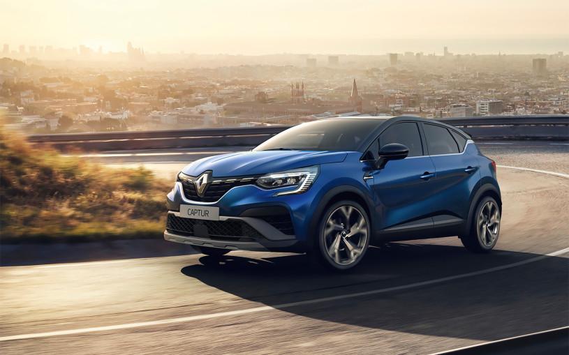 У Renault Captur появилась спортивная версия