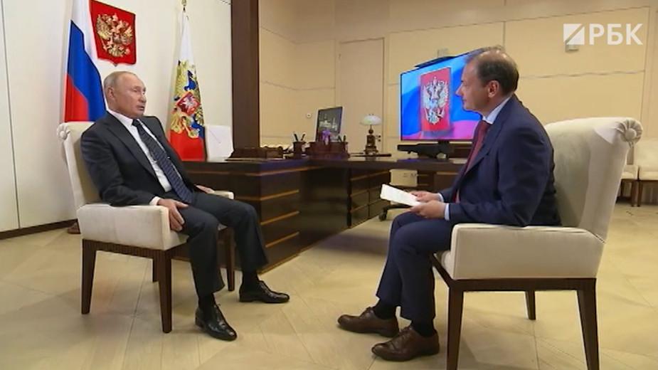 Путин назвал условия вмешательства в кризис в Белоруссии. Что важно знать