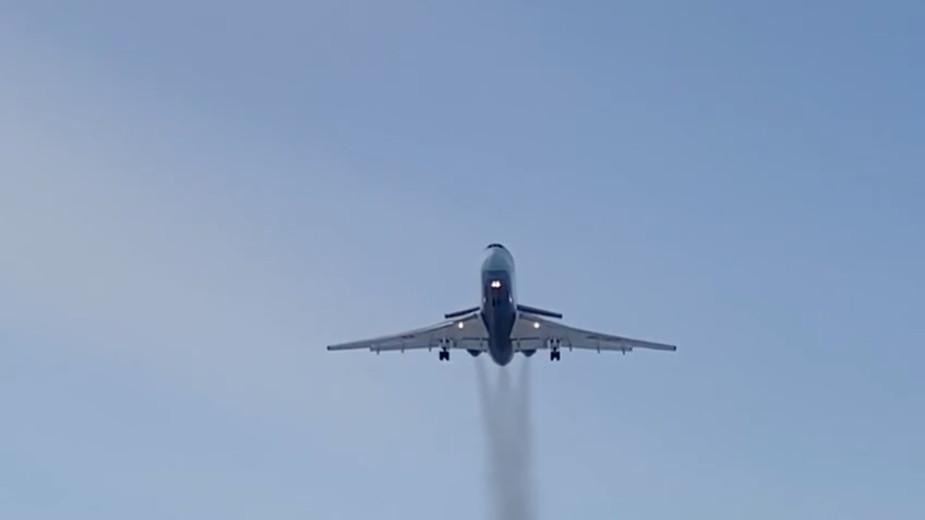Видео: Авиакомпания Алроса/VK