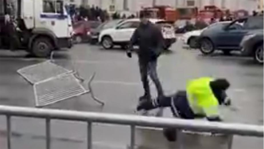 Видео: berkut_kiev / VK
