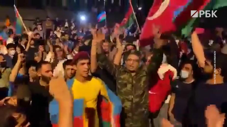 Посол Азербайджана обвинил Армению в желании вовлечь Россию в конфликт