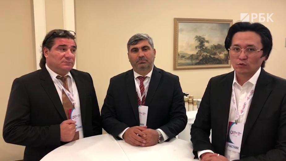 Видео: Корреспондент РБК Владимир Дергачев