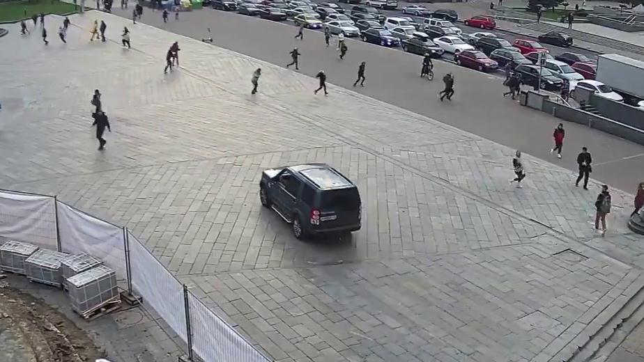 Видео: Патрульна Поліція/Twitter