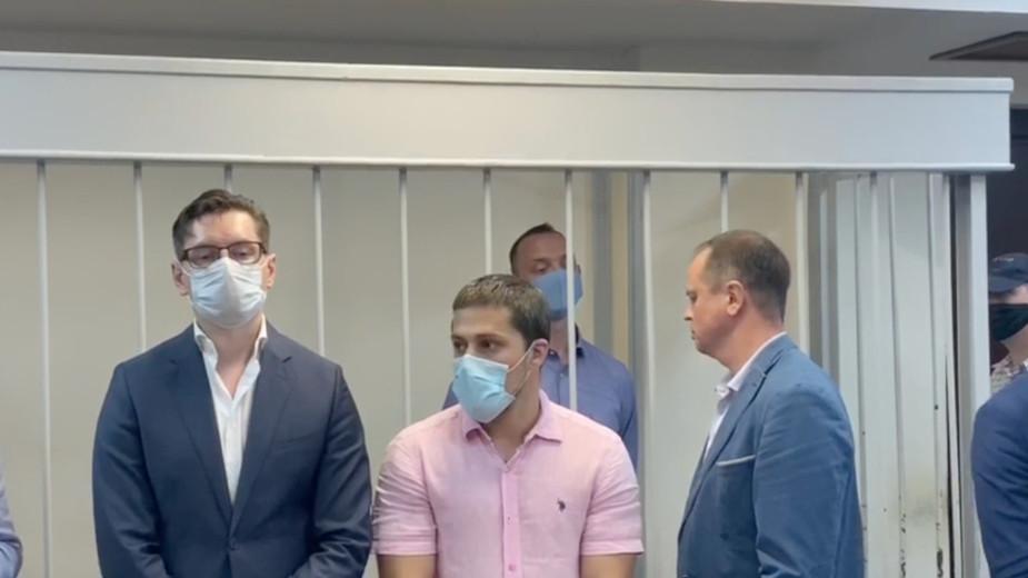 Видео: Пресс-служба Лефортовского суда