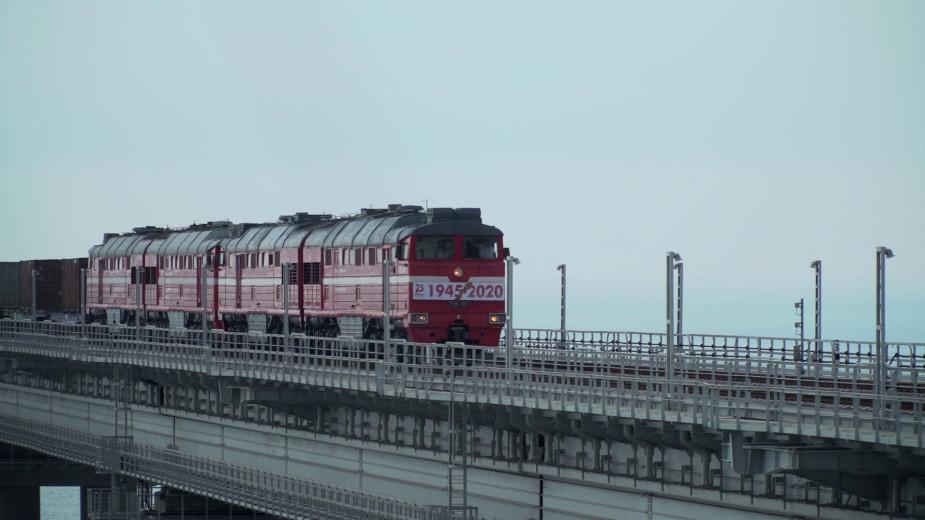 Видео: Инфоцентр Крымский мост
