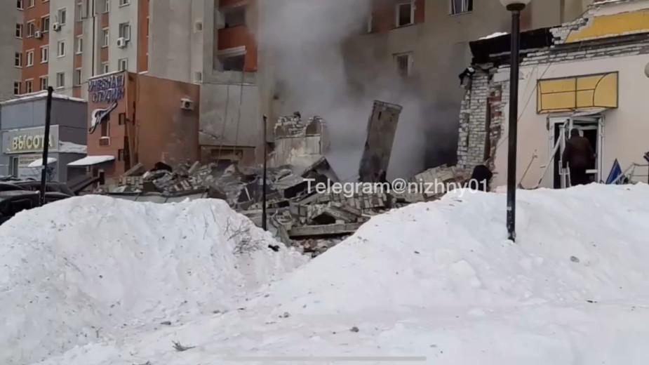 Видео: Нижний №1/Telegram