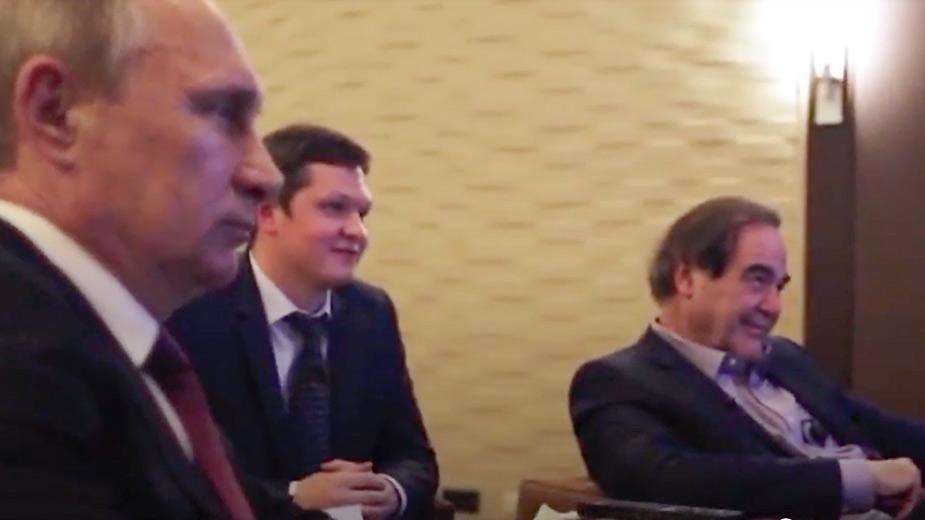 Избранные ответы Путина в интервью Оливеру Стоуну