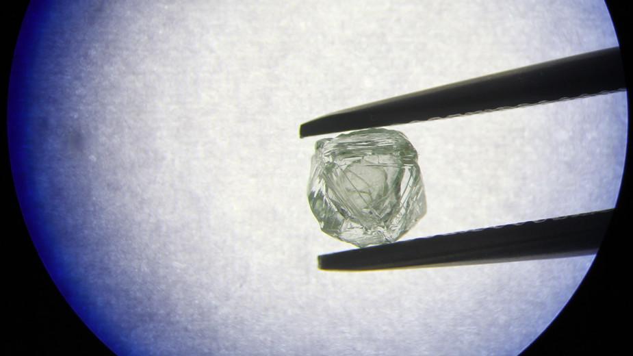 В России нашли первый в мире алмаз-матрешку