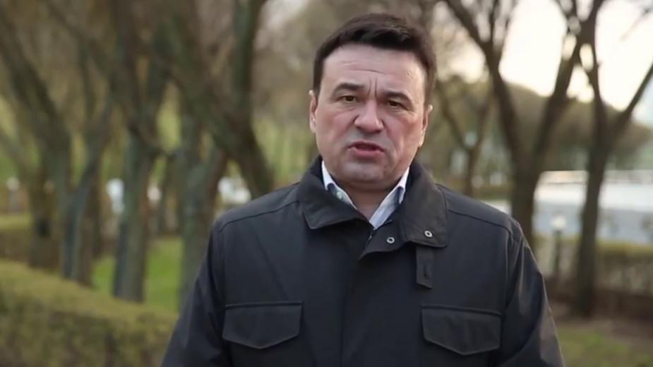 Видео: Андрей Воробьев / Facebook